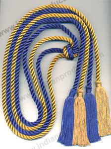 Honor Cords - Click here for view details of double honor cords