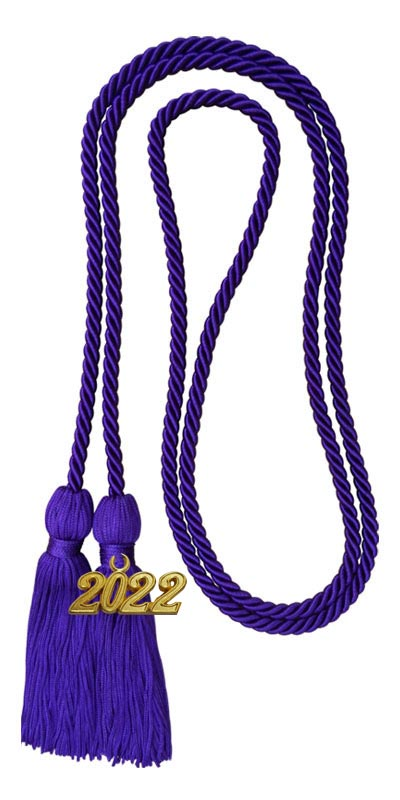 Honor Cord with Year Charms