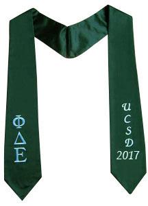 Graduation Stoles