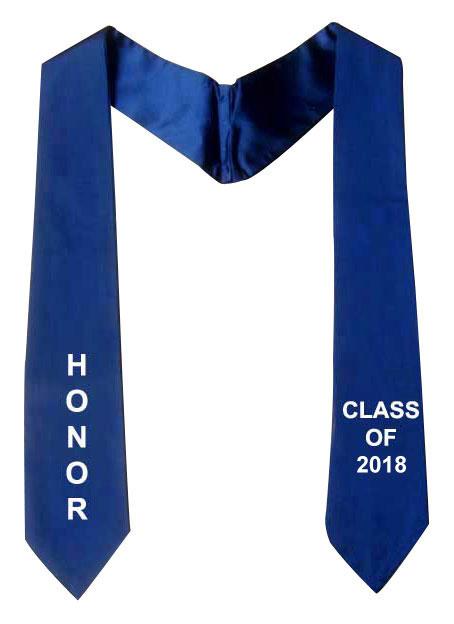 Graduation Stole - Stole,  Sashes, Sash, Stoles