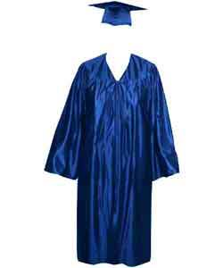 High School Gown
